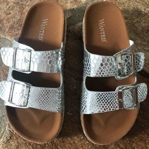 Wanted women shoes Branson open toe special
